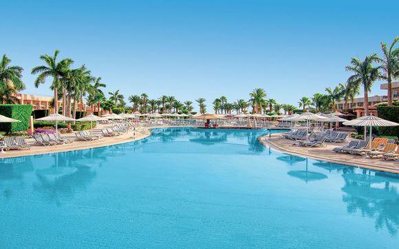 Hôtel Labranda Club Makadi 4* et croisière possible sur le Nil