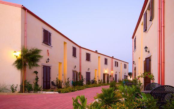 Poussez les portes de votre Hotel Sikania Resort & Spa 4*