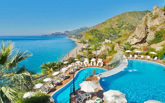 Baia Taormina Grand Palace Hotel and Spa 4*