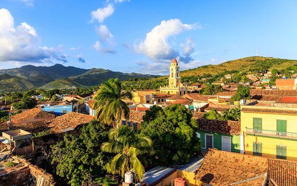 Combin� Casa Particular et h�tel Dhawa Cayo Santa Maria 5*