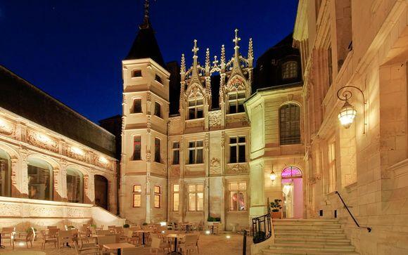 Hôtel Spa de Bourgtheroulde 5*