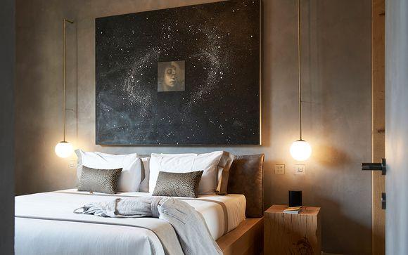 Suites luxueuses pour un city break historique