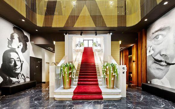 Hôtel Vincci Gala 4*