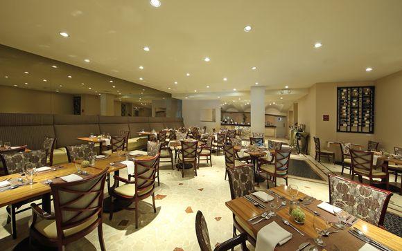 Poussez les portes de l'hôtel Crown Plaza 4* à Panama City