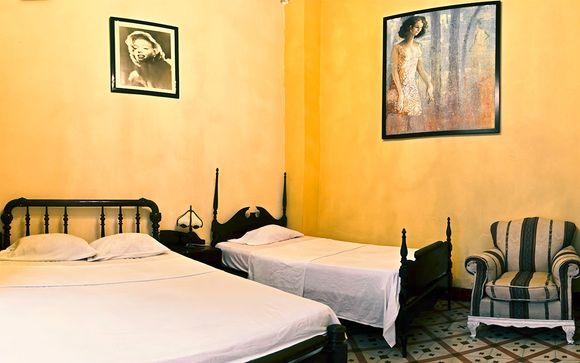 Poussez les portes des Casas Particulares à La Havane, et Trinidad