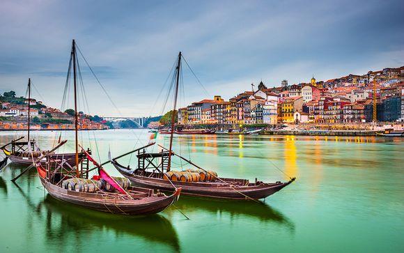 Escale magique sur les rives du Douro