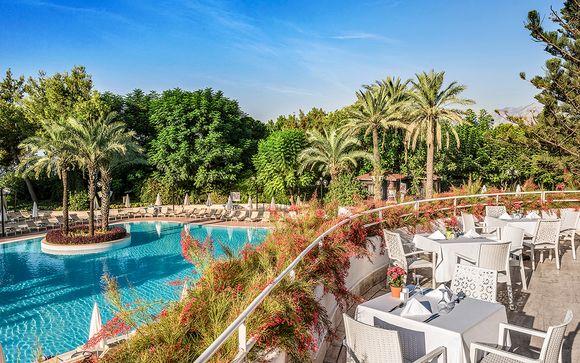 Vacances paradisiaques sur la Riviera turque