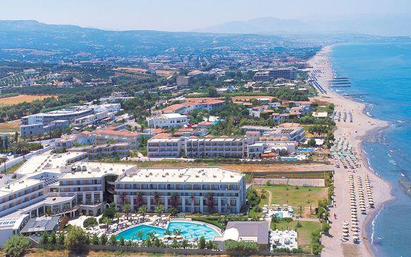 Poussez les portes du Rethymno Palace 5*