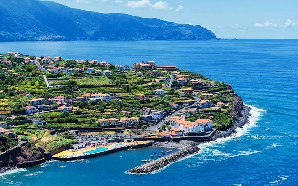 Circuit Échappée à Madère depuis le Club Heliades Pestana Ocean Bay Suites 4*