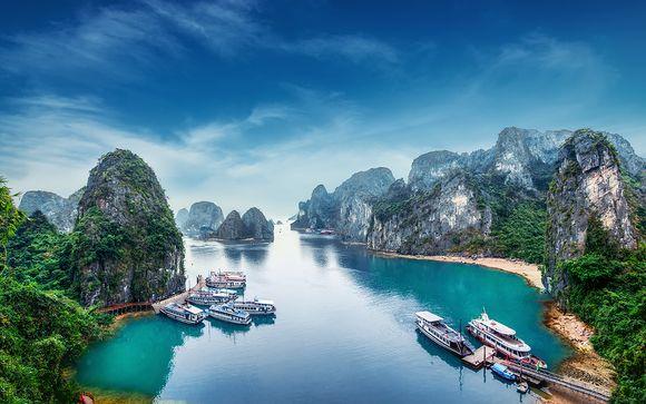 Circuit Nord du Vietnam en hôtels 4* ou 5* et pré-extension possible en Thaïlande