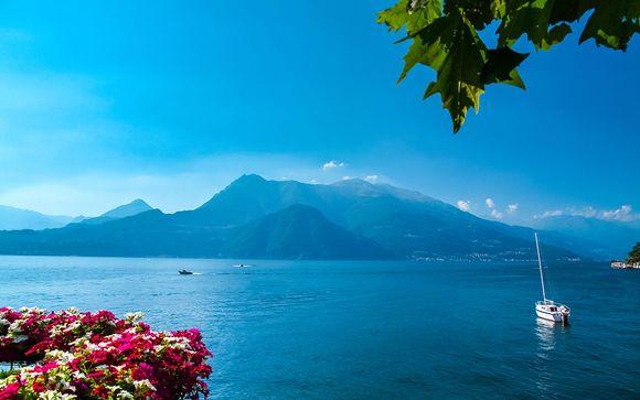 Sur les traces des lacs italiens...
