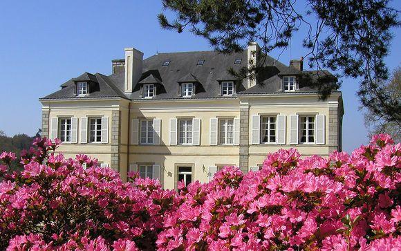 Poussez les portes de votre Relais & Châteaux