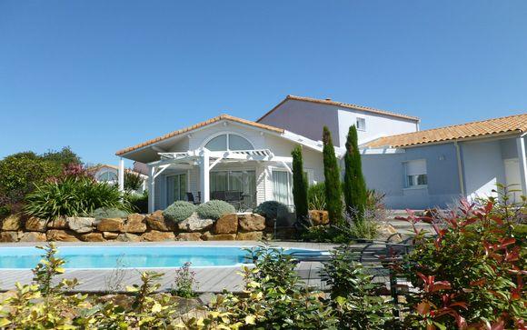 Villa tout confort près de la mer