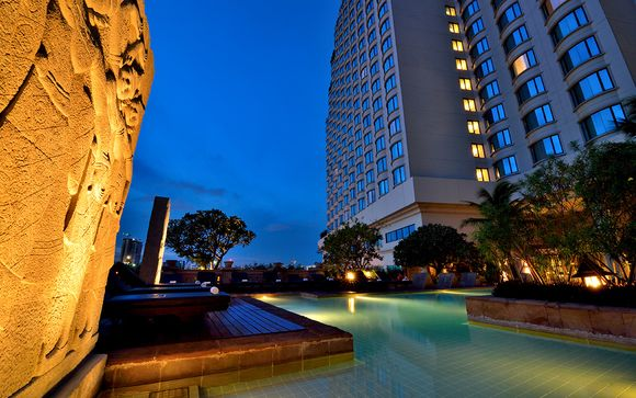 Poussez les portes de l'hôtel Century Park Bangkok 4*