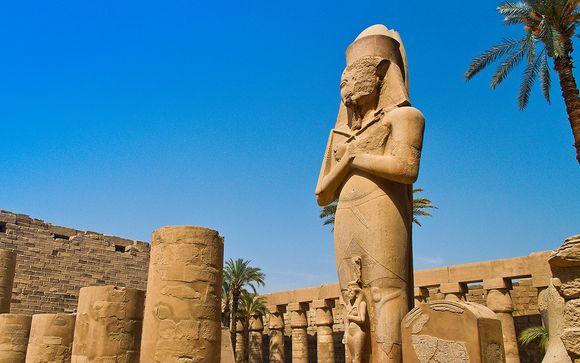Votre croisière possible Parcours des Pharaons