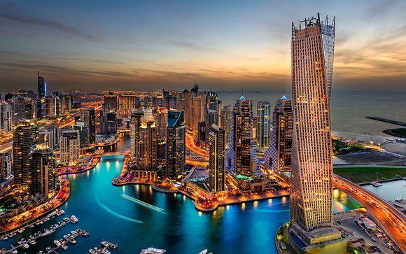Rendez-vous... à Dubaï et à Abu Dhabi