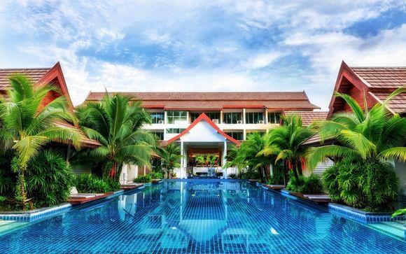 Votre extension à l'hôtel L'Esprit de Naiyang 4*