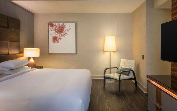 Poussez les portes de votre hôtel 4* à New York