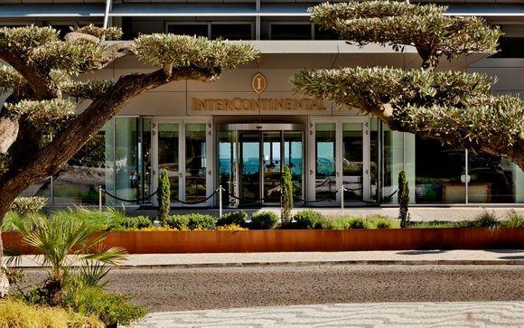 Poussez les portes de l'hôtel Intercontinental 5* à Estoril