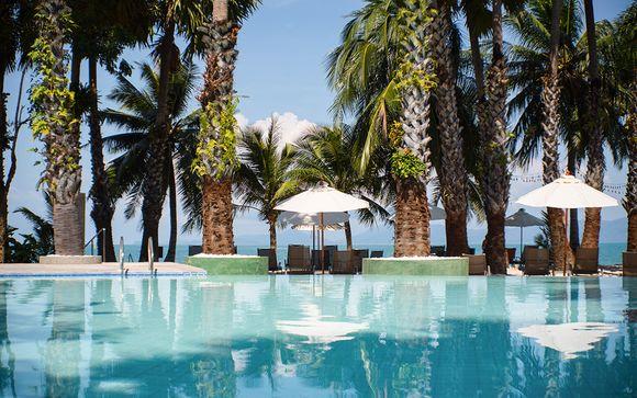 Poussez les portes de l'hôtel Paradise Beach Samui 4*