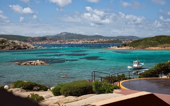 Rendez-vous... Sur l'île de Santo Stefano