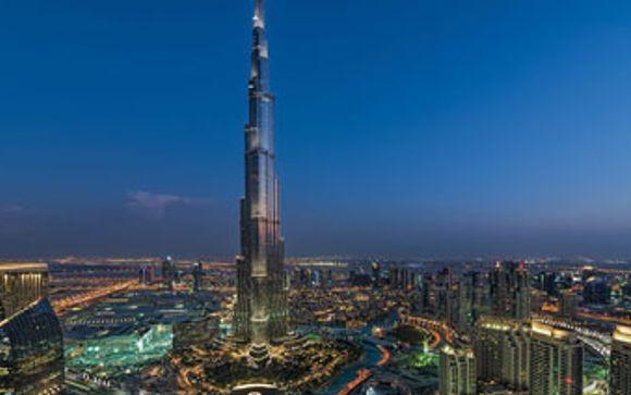 Vos excursions à Dubaï