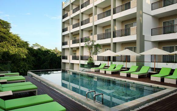 Poussez les portes de l'hôtel Sthala 5* (ou similaire) à Ubud