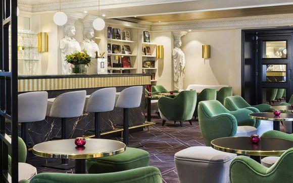 Poussez les portes de l'hôtel Warwick Barsey 4* à Bruxelles