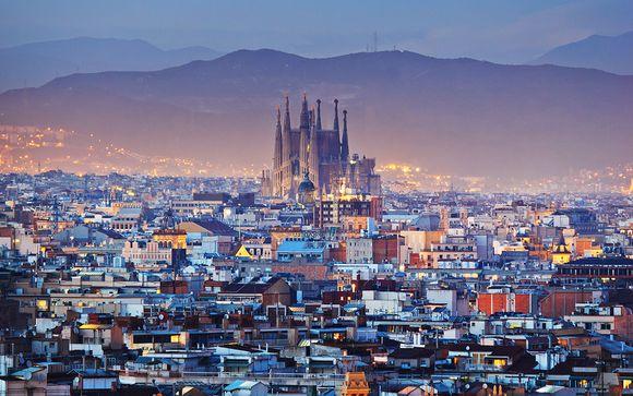 Rendez-vous à ... Barcelone !