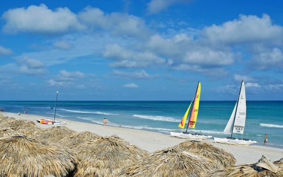 Poussez les portes de l'hôtel Melia Las Antillas 4* à Varadero
