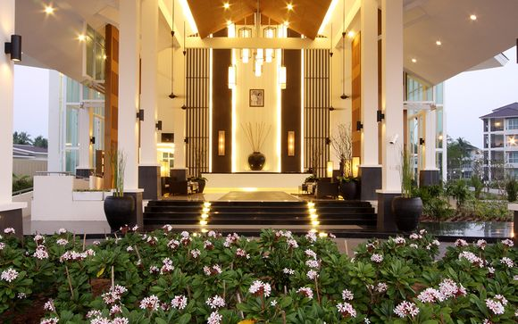Poussez les portes de l'hôtel Kantary Beach Villas & Suites 5* à Khao Lak