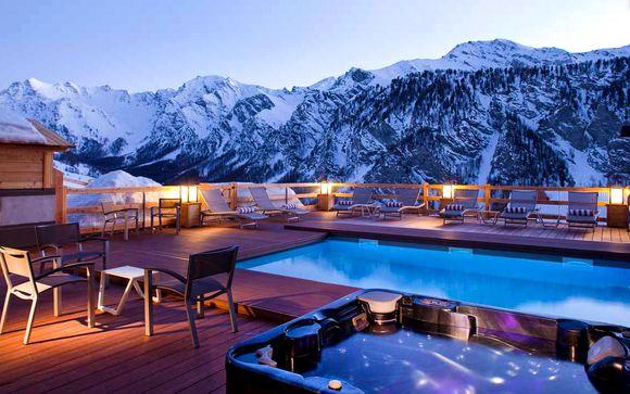 Alta Peyra Hôtel et Spa 4*