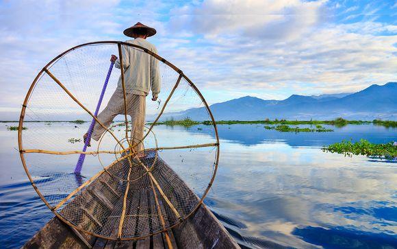 Rendez-vous... en Birmanie