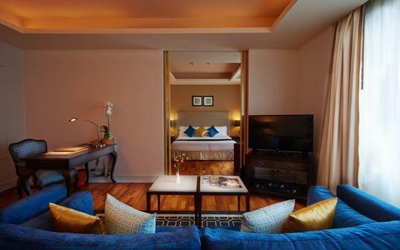 Votre pré-extension possible à l'hôtel The Duchess à Bangkok