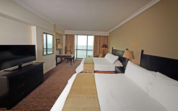 Poussez les portes de l'hôtel Intercontinental Miramar Panama