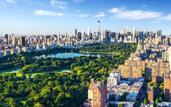 Poussez les portes de votre hôtel Andaz Wall Street 4* à New York