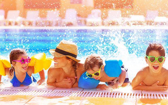 Poussez les portes du Ô Club Experience Vasia Beach 5*