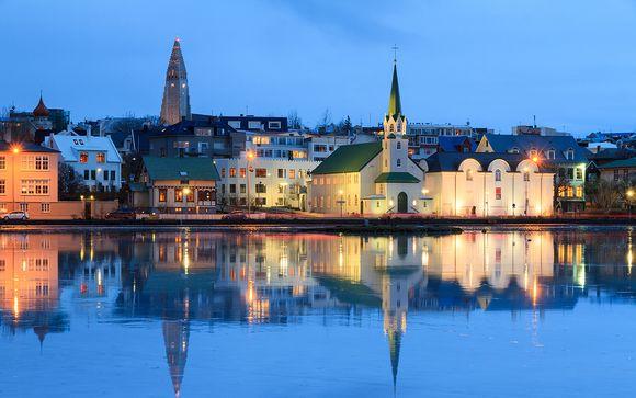 Rendez-vous... à Reykjavik