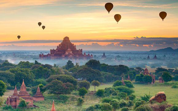 Mettez une option sur l'évasion en Birmanie