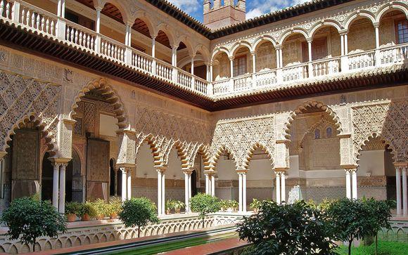 Poussez les portes de l'hôtel San Gil 4* à Séville