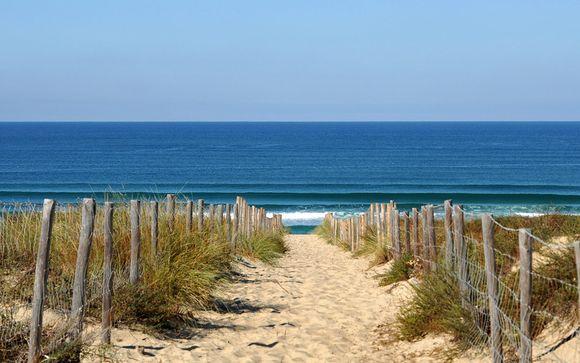 Rendez-vous... à Soustons-plage
