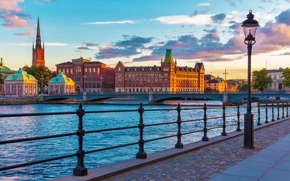 Rendez-vous... près de Stockholm