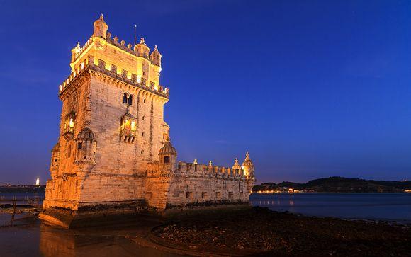 Votre voyage vers Lisbonne