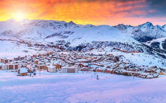 Rendez-vous... à l'Alpe d'Huez