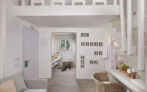 Poussez les portes de votre hôtel Petri Suites