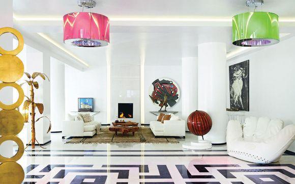 Votre pré-extension possible à l'Hôtel Grecotel Pallas Athena 5*