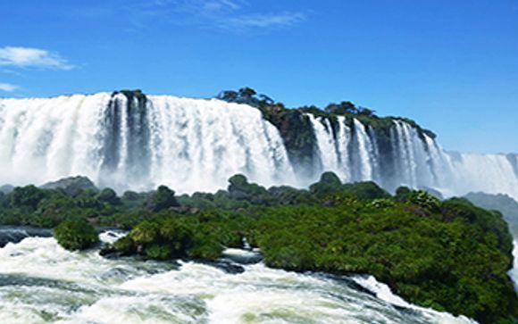 Mettez une option sur l'évasion Iguazú
