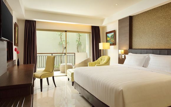 Poussez les portes de l'hôtel Sthala 5* à Ubud