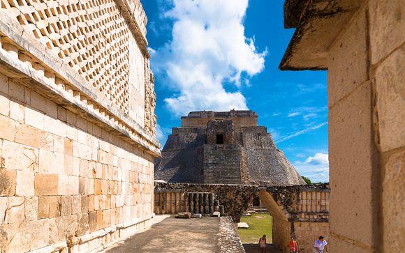 Votre Mini Circuit Privé Yucatan (si vous choisissez l'offre 2)