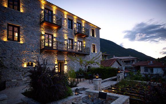 Poussez les portes de la Villa Vager 4*